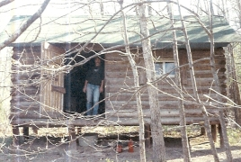 The Cabin in the Woods Salem Missouri