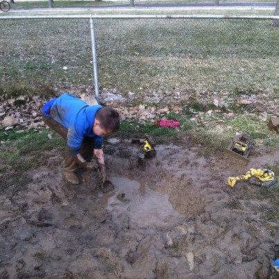 Grand Kids Pond