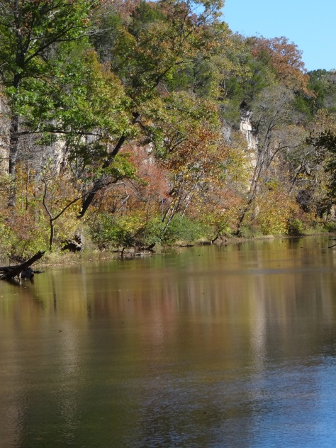 National Scenic Waterways Ozark Mountains Missouri