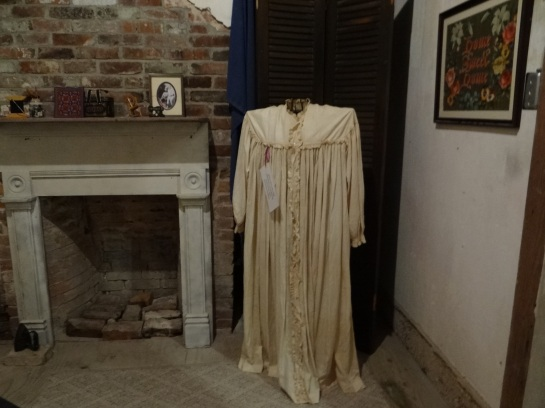 The Harney Mansion Vintage Nightgown