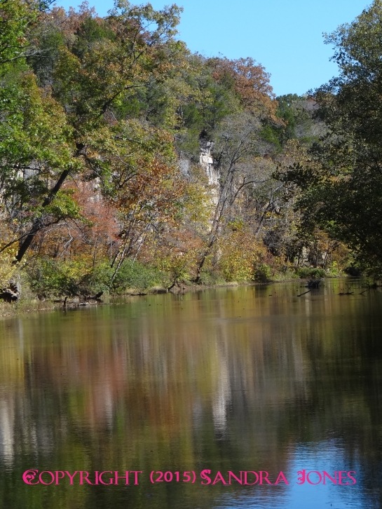 The Ozark Mountains Missouri