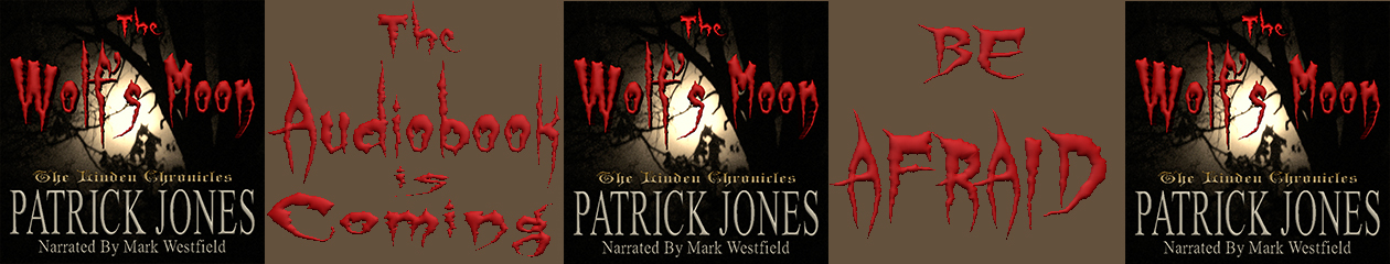 The Linden Chronicles: The Wolf's Moon by Patrick Jones