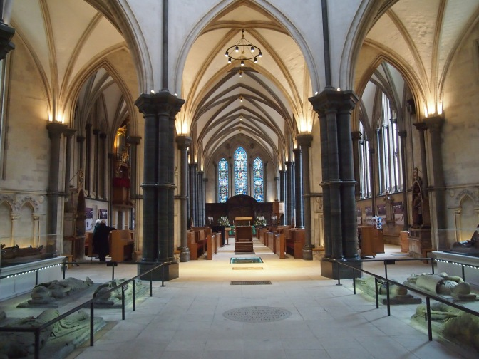 Temple Church: the hidden church founded by the Knights Templar