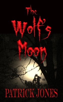 The Wolf's Moon by Patrick Jones Amazon Buy Button
