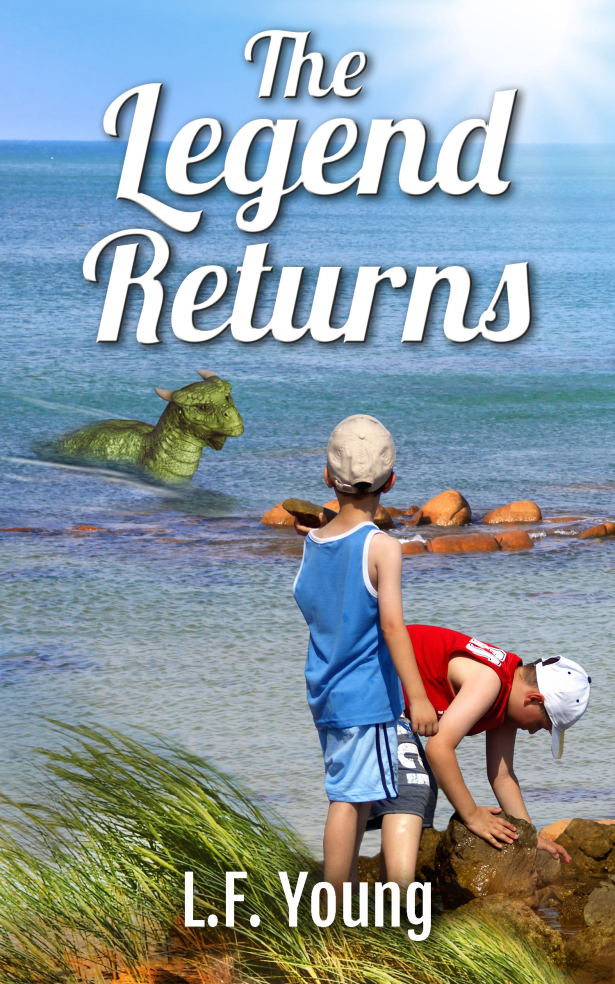 The Legend Returns by Lockie Young