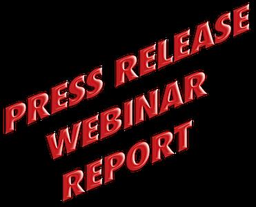 #PRESS RELEASE #WEBINAR REPORT by #Author Annette RochelleAben…