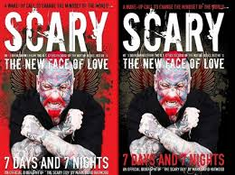 The Scary Guy 7 Days and 7 Nights