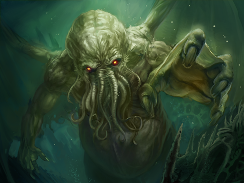 World of Horror: The call of Cthulhu