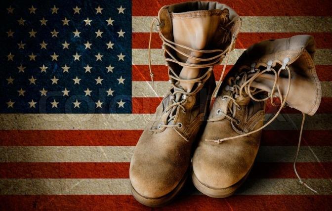 Kim Gosselin: A Soldier's Boots